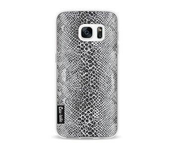 White Snake - Samsung Galaxy S7