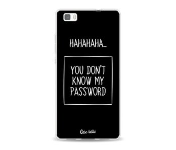 You Don't Know My Password - Huawei P8 Lite