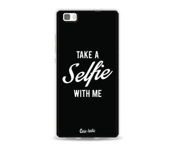 Take A Selfie With Me - Huawei P8 Lite