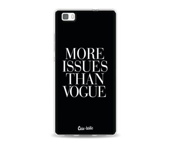 More Issues Than Vogue - Huawei P8 Lite