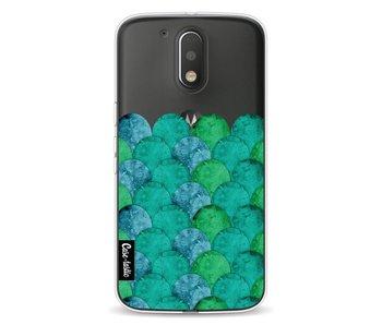 Emerald Waves - Motorola Moto G4 / G4 Plus
