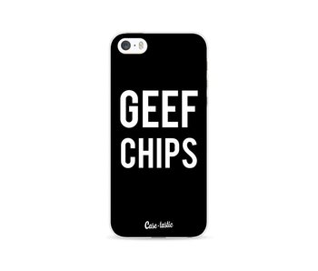 Geef Chips - Apple iPhone 5 / 5s / SE