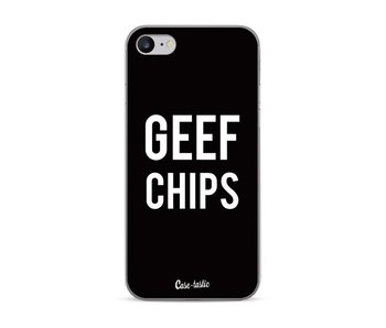 Geef Chips - Apple iPhone 7 / 8