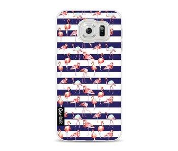 Navy Flamingo - Samsung Galaxy S6