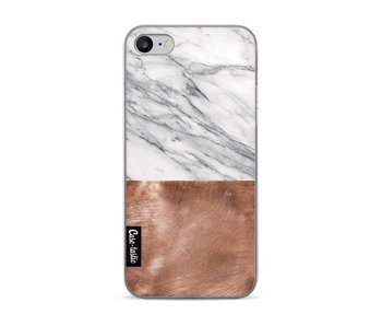 Marble Copper - Apple iPhone 7 / 8