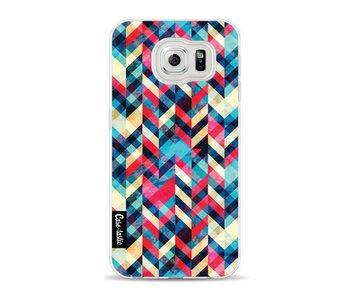 Zigzag Hipster - Samsung Galaxy S6