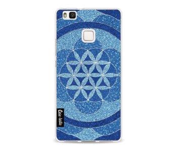 Blue Flower Of Life - Huawei P9 Lite