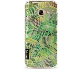 Tropical Leaves Green - Samsung Galaxy A3 (2017)