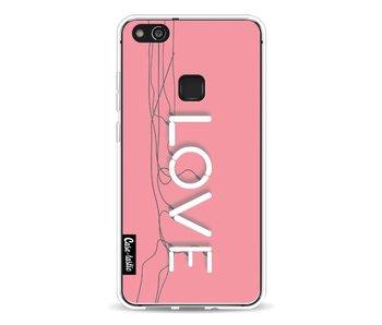 Love Neon Pink - Huawei P10 Lite