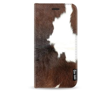 Roan Cow - Wallet Case White Samsung Galaxy A5 (2017)