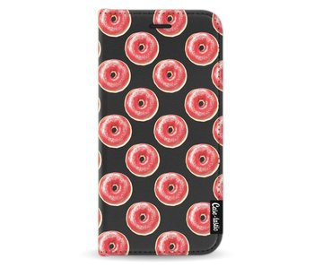 All The Donuts - Wallet Case Black Samsung Galaxy A5 (2017)