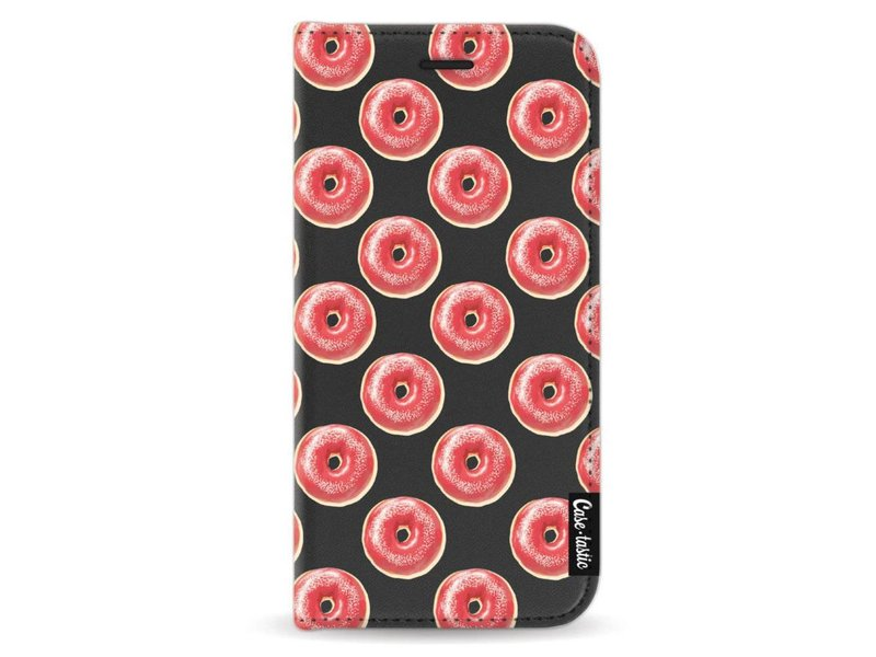 Casetastic Wallet Case Black Samsung Galaxy A5 (2017) - All The Donuts