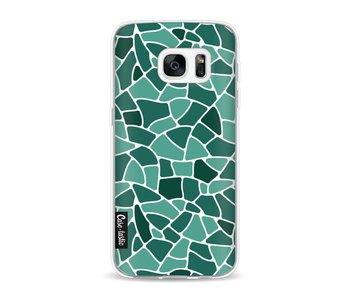 Aqua Mosaic - Samsung Galaxy S7