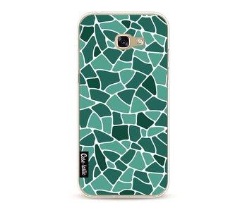 Aqua Mosaic - Samsung Galaxy A5 (2017)