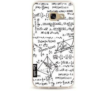 You Do The Math White - Samsung Galaxy A3 (2017)