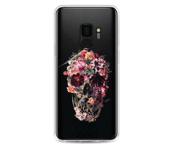 Transparent Skull - Samsung Galaxy S9