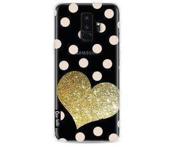 Glitter Heart - Samsung Galaxy S9 Plus