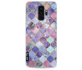 Purple Moroccan Tiles - Samsung Galaxy S9 Plus