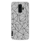 Casetastic Softcover Samsung Galaxy S9 Plus - Abstraction Lines