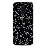 Casetastic Softcover Samsung Galaxy S9 Plus - Abstraction Outline Black