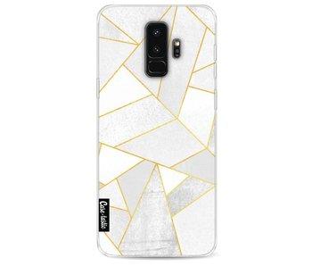White Stone - Samsung Galaxy S9 Plus