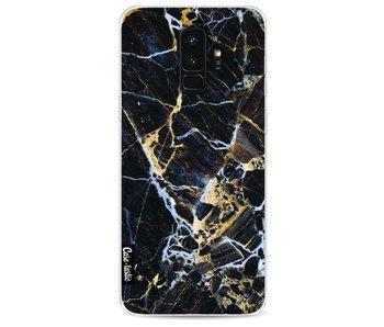 Black Gold Marble - Samsung Galaxy S9 Plus