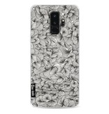 Casetastic Softcover Samsung Galaxy S9 Plus - Abstract Pattern Black