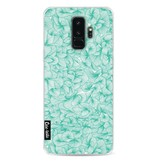 Casetastic Softcover Samsung Galaxy S9 Plus - Abstract Pattern Turquoise
