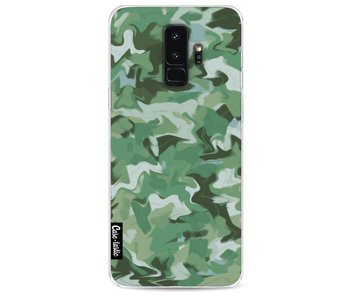 Army Camouflage - Samsung Galaxy S9 Plus