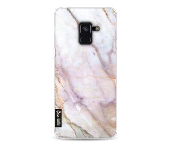 Pink Marble - Samsung Galaxy A8 (2018)