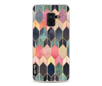 Stained Glass Multi - Samsung Galaxy A8 (2018)