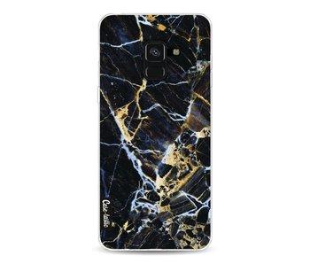 Black Gold Marble - Samsung Galaxy A8 (2018)