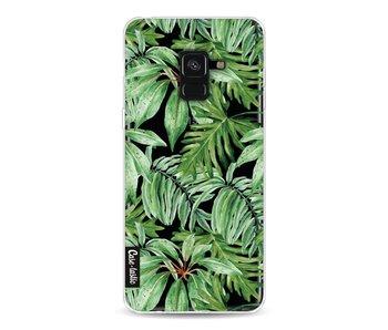 Transparent Leaves - Samsung Galaxy A8 (2018)