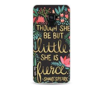 Little Fierce Charcoal - Samsung Galaxy A8 (2018)