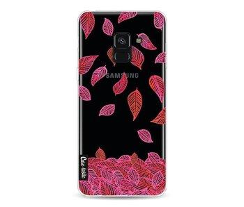 Falling Leaves - Samsung Galaxy A8 (2018)
