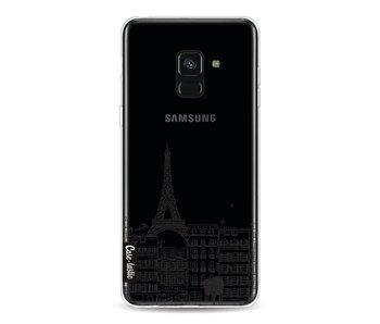 Paris City Houses - Samsung Galaxy A8 (2018)
