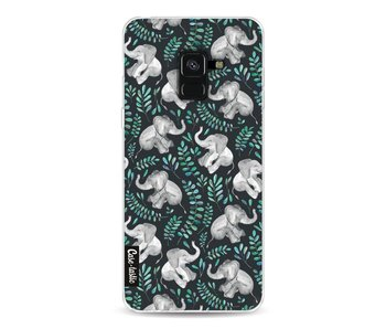 Laughing Baby Elephants - Samsung Galaxy A8 (2018)