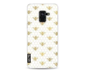 Golden Honey Bee - Samsung Galaxy A8 (2018)