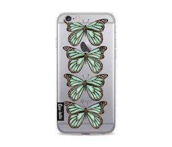 Mint Butterfly - Apple iPhone 6 / 6s