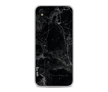 Black Marble - Apple iPhone X