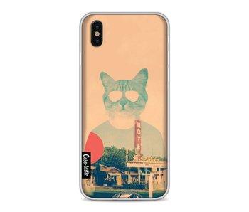 Cool Cat - Apple iPhone X
