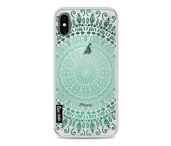 Chic Mandala - Apple iPhone X
