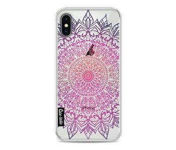 Happy Mandala - Apple iPhone X