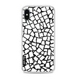 Casetastic Softcover Apple iPhone X - British Mosaic White
