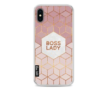 Boss Lady - Apple iPhone X