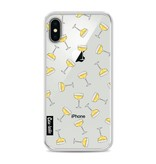 Casetastic Softcover Apple iPhone X - Champagne Glasses