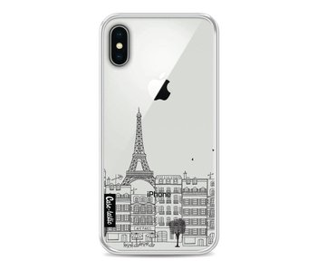 Paris City Houses - Apple iPhone X