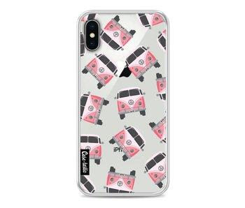 Little  Vans Pink - Apple iPhone X