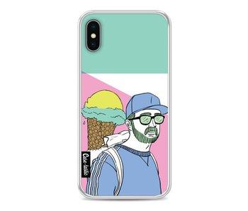 Ice Cream Guy - Apple iPhone X