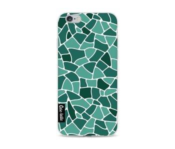 Aqua Mosaic - Apple iPhone 6 / 6s